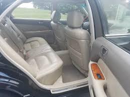tan lexus mostly vans 2000 lexus ls400 black tan leather interior