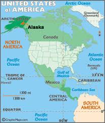 us map of alaska just how big is alaska anyway matador network 19 maps that will