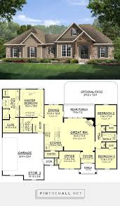 Ranch Style Mansions by 758 Best H House Plans Images On Pinterest House Floor Plans