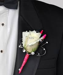 white boutonniere corsages boutonnieres in milwaukee wi at creations