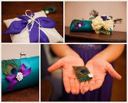 Peacock Themed Wedding Peacock Themed Wedding