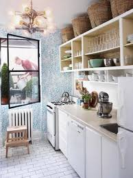 open kitchen cabinets with baskets home design ideas