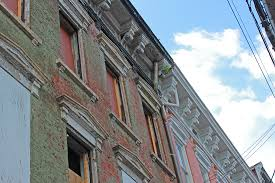 cornice on elm street before renovation web greater cincinnati