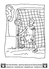 Soccer Coloring Pages Boy Coloring Page Soccer Coloring Pages Soccer Coloring Page