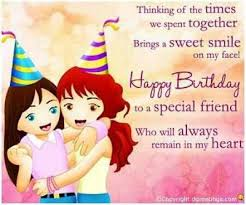pin by wishes and messages on best friends birthday wishes