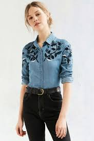 best 25 embroidered shirts ideas on pinterest embroidered