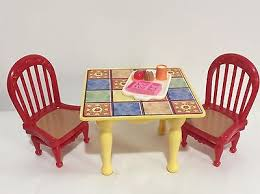 loving family kitchen furniture fisher price loving family dollhouse furniture kitchen dining