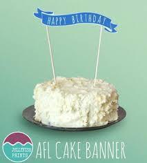 cake banner topper amazoncom happy birthday cake banner kit shark splash creative ideas