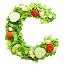 delicious letter c with tomatoes photo free download