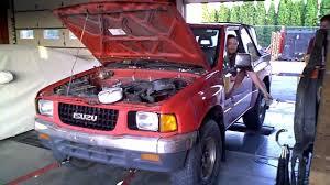 isuzu amigo 5 24 10 the amigo sloppy mechanics dyno test and review youtube