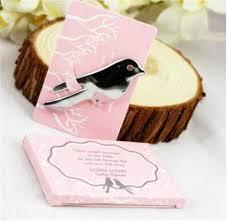 letter opener favors wedding favor birds letter opener souvenirs for wedding party