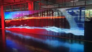 aristo led facade lighting media wall led display on facade