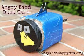 duct tape projects for kids