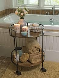 Rustic Industrial Bathroom by Best 25 Bathroom Cart Ideas Only On Pinterest Bathtub Redo