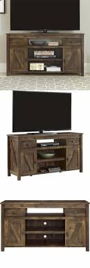 Rustic Tv Console Table Rustic Tv Stand Console Up To 60 Barn Wood Farmhouse Home