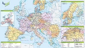 rail europe map rail europe map major tourist attractions maps