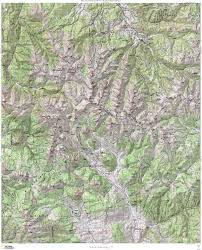 Red River Gorge Map Elk Mountains Climbing Hiking U0026 Mountaineering Summitpost