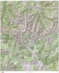 Colorado 14er Map by Elk Mountains Climbing Hiking U0026 Mountaineering Summitpost