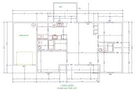 Simple House Floor Plans With Measurements 100 Standard Measurement Of House Plan Simple House