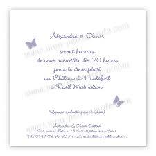 texte invitation mariage original texte invitation repas mariage papillon photo de mariage en