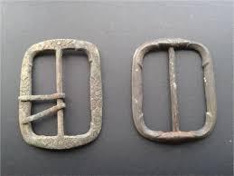 gürtelschnallen bronzeschnallen antik original barock 17 18 jh