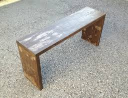 furniture accessories cool wooden benches design for exterior