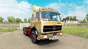 mercedes 6 wheel pickup download mercedes benz for euro truck simulator 2