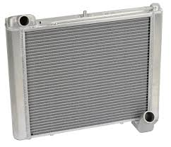 speed dewitts radiator 1149061m 1961 62 corvette aluminum radiator