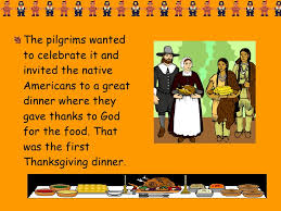 Why Do We Celebrate Thanksgiving Day History Meaning Thanksgiving Powerpoint