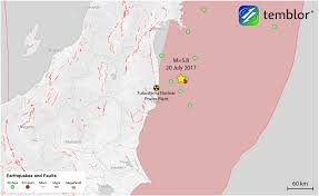 Map Of World Nuclear Power Plants by Earthquake Offshore Of Japan Shakes Crippled Fukushima Nuclear