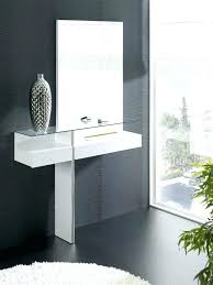 white contemporary dressing table modern dressing table designs contemporary white dressing table