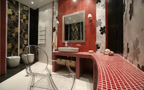 funky bathroom wallpaper ideas city gate beach road