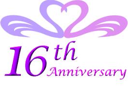 16th wedding anniversary gifts 16th wedding anniversary gift ideas 16th anniversary