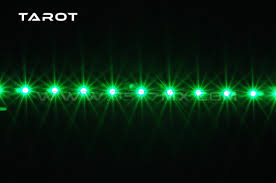 tatot lights aeromodelling dedicated led lights green