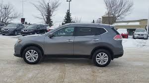 nissan rogue interior 2016 rogue for sale in sherwood park ab sherwood nissan