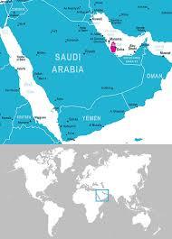 doha qatar map qatar map where is qatar facts on doha and the gulf nation