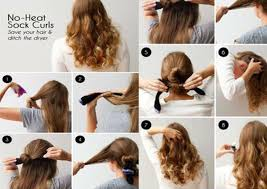 how to curl your hair fast with a wand 5 ways to curl your hair without heat beautips