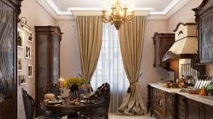 brilliant living room and dining room curtain ideas elegant solid