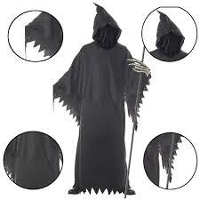 Grim Reaper Halloween Costume Grim Reaper Halloween Vender Por Atacado Grim Reaper Halloween