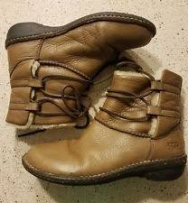 ugg s caspia ankle boots gravy ugg 1932 ebay