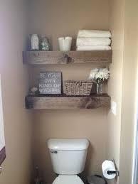creative ideas rustic bathroom shelves stunning design best rustic