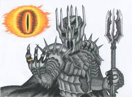 the dark lord sauron by fantasymystic on deviantart