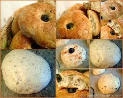 amour cuisine chez sihem petits pains aux herbes et olives de sihem amour de cuisine