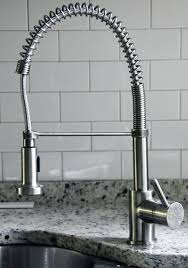 Industrial Faucets Kitchen Industrial Kitchen Faucets Home Design Ideas And Pictures