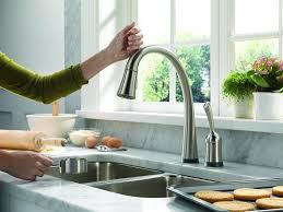 delta ashton kitchen faucet faucets delta faucets touchlesstchen ashton brilliance stainless