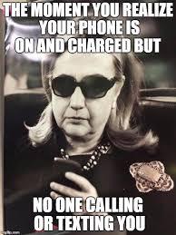 Hillary Clinton Texting Meme - hillary clinton imgflip