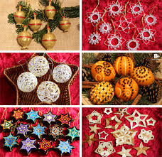crafty ornaments colorful crafts
