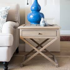 cross leg coffee table oak cross leg side table