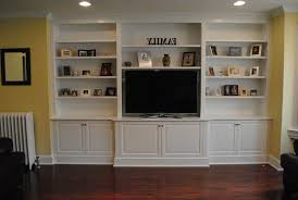 Made Bookcase Wall Units Inspiring Built In Bookshelves With Tv Built In
