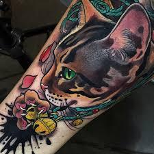 15 frisky feline tattoos u2013 staciemayer com
